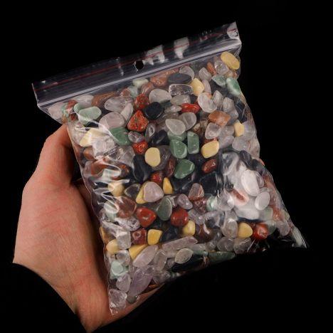 MIX MINERAŁÓW - ZESTAW 1 kg OTOCZAKÓW