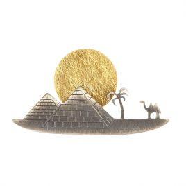 EGIPT - ZAWIESZKA - SREBRO 925